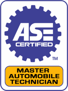 ASE Certified Master Automobile Technician