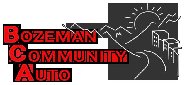 Bozeman Community Auto Logo